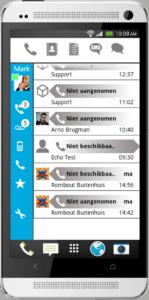 Xelion Smartphone APP
